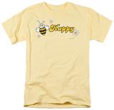 Garden - Bee Happy T-shirts