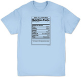 Attitude - 100% All Natural T-shirts