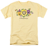 Garden - Chimpansy T-shirts
