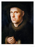 Jan De Leeuw, Goldsmith Giclee Print by  Jan van Eyck