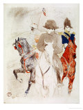 Napoleon I, Empereur Reproduction procédé giclée par Henri de Toulouse-Lautrec