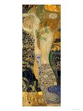 Water Serpents I, c.1907 Giclee Print by Gustav Klimt