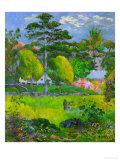 Landscape, 1901 Giclee Print by Paul Gauguin