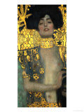 Judith with the Head of Holofernes, 1901 Giclée-vedos tekijänä Gustav Klimt
