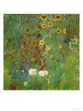 Sunflowers, 1912 Impressão giclée por Gustav Klimt