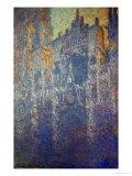 The Cathedral at Rouen, in the Fog, circa 1893 Giclée-Druck von Claude Monet