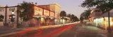 Sloppy Joe's Bar Illuminated at Night, Duval Street, Key West, Florida, USA Photographic Print by  Panoramic Images