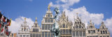 Grote Markt, Antwerp, Belgium Photographic Print by  Panoramic Images