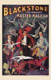 Blackstone, The World's Master Magician, 1920 Prints