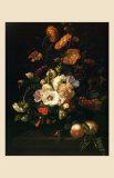 Vase de Fleurs, 1701 Poster av Rachel Ruysch