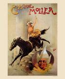 Cirque Molier Láminas