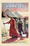 The Great Ramses, Mystic of the Orient, 1914 Plakat