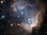 Small Magellanic Cloud Reproduction photographique par  Stocktrek Images