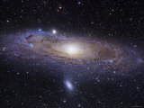 The Andromeda Galaxy Photographic Print by  Stocktrek Images