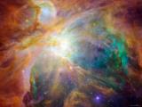 SPAC1 3 Orionnebel Fotografie-Druck von  Stocktrek Images