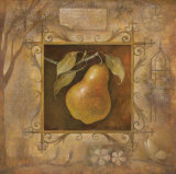 Pera Bella Affiche par Elaine Vollherbst-Lane