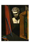 Melancolie Hermetique, c.1918 Posters por Giorgio De Chirico