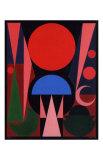 Paques, c.1949 Posters por Auguste Herbin