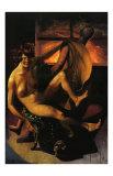 Melancholy, c.1930 Poster av Otto Dix