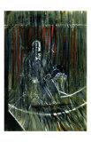 Untitled, c.1950 ポスター : フランシス・ベーコン