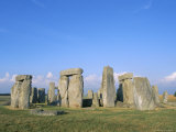Stonehenge, Wiltshire, England, UK Photographic Print by Charcrit Boonsom