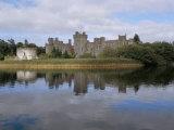 Ashford Castle, Cong Area, County Mayo, Connacht, Eire (Ireland) Reproduction photographique par Bruno Barbier