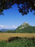 Hochosterwitz Castle, Carinthia, Austria Reproduction photographique par Jean Brooks