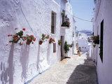 Village of Frigiliana, Malaga Area, Andalucia, Spain Reproduction photographique par Michael Busselle
