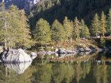 Vallee De Fontanalba, Pays Merveilles, Mercantour National Park, Alpes Maritimes, Provence, France Reproduction photographique par Bruno Barbier
