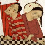 L'Ennui Poster von Cécile Veilhan