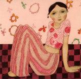 Un Printemps Rose Kunstdrucke von Cécile Veilhan