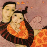 Nid d'Amour Kunstdrucke von Cécile Veilhan