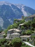 Brantes, Near Mont Ventoux, Provence, France Lámina fotográfica por Robert Cundy