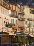 Villefranche Sur Mer, Alpes Maritimes, Provence, Cote d'Azur, French Riviera, France Impressão fotográfica por Angelo Cavalli