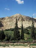 Mount of Temptation, Jericho, Israel, Middle East Photographic Print by Robert Harding