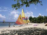 Half Moon Club, Montego Bay, Jamaica, West Indies, Caribbean, Central America Reproduction photographique par Robert Harding