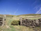 Bamford Edge, Peak District, Derbyshire, England, United Kingdom Photographic Print by Chris Nicholson