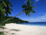 Anse Interdance, Mahe Island, Seychelles, Indian Ocean, Africa Reproduction photographique par Robert Harding