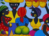 Cuban Painting, Havana, Cuba, West Indies, Central America Fotografie-Druck von Gavin Hellier
