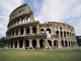 The Colosseum, Rome, Lazio, Italy Impressão fotográfica por G Richardson