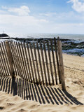 Beach, La Cotiniere, Ile d'Oleron, Charente-Maritime, Poitou Charentes, France Photographic Print by David Hughes