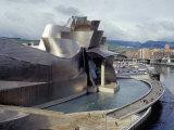Guggenheim Museum, Opened in 1997, Bilbao, Spain Fotografie-Druck von Christopher Rennie