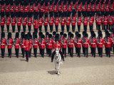 Trooping the Colour, London, England, United Kingdom Impressão fotográfica por Hans Peter Merten