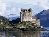 Eilean Donan Castle, Highland Region, Scotland, United Kingdom Impressão fotográfica por Hans Peter Merten
