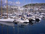 Elizabeth Marina, St. Helier, Jersey, Channel Islands, United Kingdom Photographic Print by David Hunter
