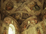 Sistine Chapel, Vatican, Rome, Lazio, Italy Photographic Print by John Ross