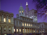 City Hall, New York City, New York, USA Photographic Print by John Ross