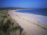 The Beach, Oxwich Bay, Gower, Swansea, Wales, United Kingdom Photographic Print by David Hunter