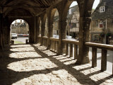 Market Hall, Chipping Campden, Gloucestershire, the Cotswolds, England, United Kingdom Photographic Print by David Hunter