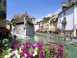 Annecy, Haute Savoie, Rhone Alpes, France Photographic Print by Simon Harris